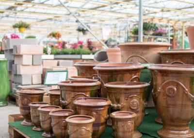 Des pots et vases d'Anduze