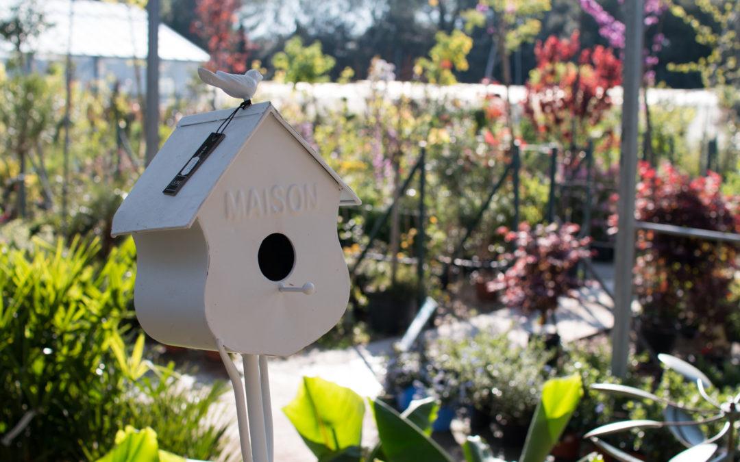 Le printemps arrive, préparez votre jardin !