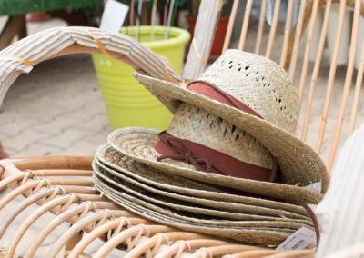 Un chapeau pour l'été ?